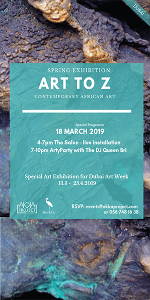 AKKA Project: Art to Z - 18 March 2019