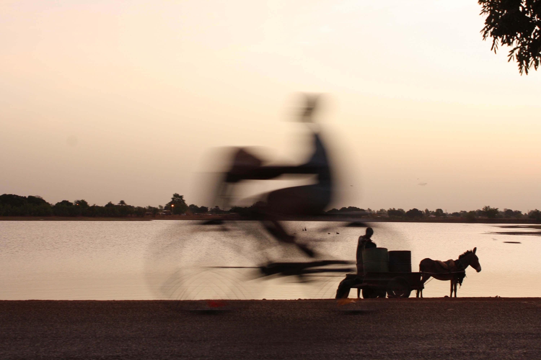 Charles Okereke, Homeward, Mali, 2010.