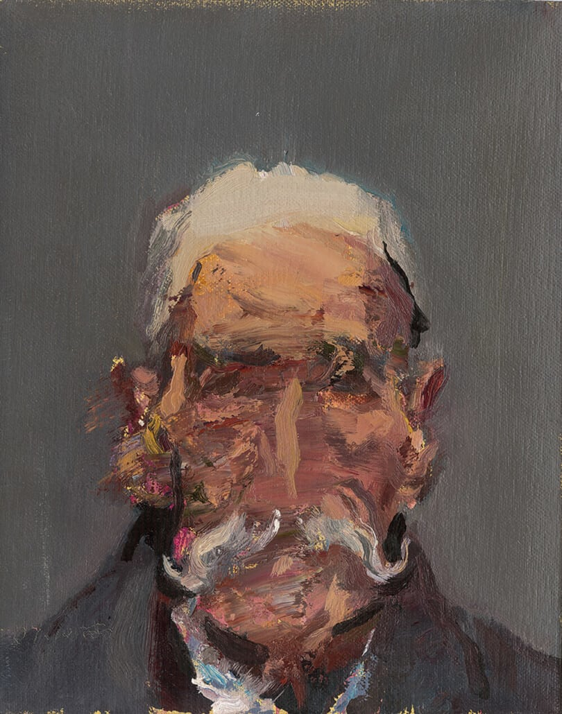 Tong Yanrunan, untitled, 2007. 41 x 33cm