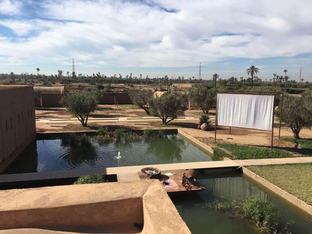 Villa Janna, Eco-lodge, Palmeraie, Morocco.