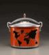 Batoul S'Himi (nato nel 1974, Asilah, Marocco), Senza titolo, della serie World Under Pressure, 2011. Alluminio. Acquisto del museo, 2014-15-1. Tutte le immagini per gentile concessione di Smithsonian.