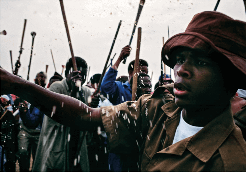 War Potion, KwaMashu, 1994.
