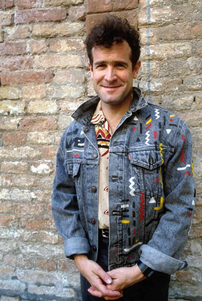 Johnny Clegg. Courtesy of Wikimedia Commons.