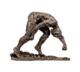 Dylan Lewis, Male trans-figure I maquette, 2009. Bronze sculpture, 60.5 x 77.5 x 24.1cm. Courtesy of the artist & Christie's.