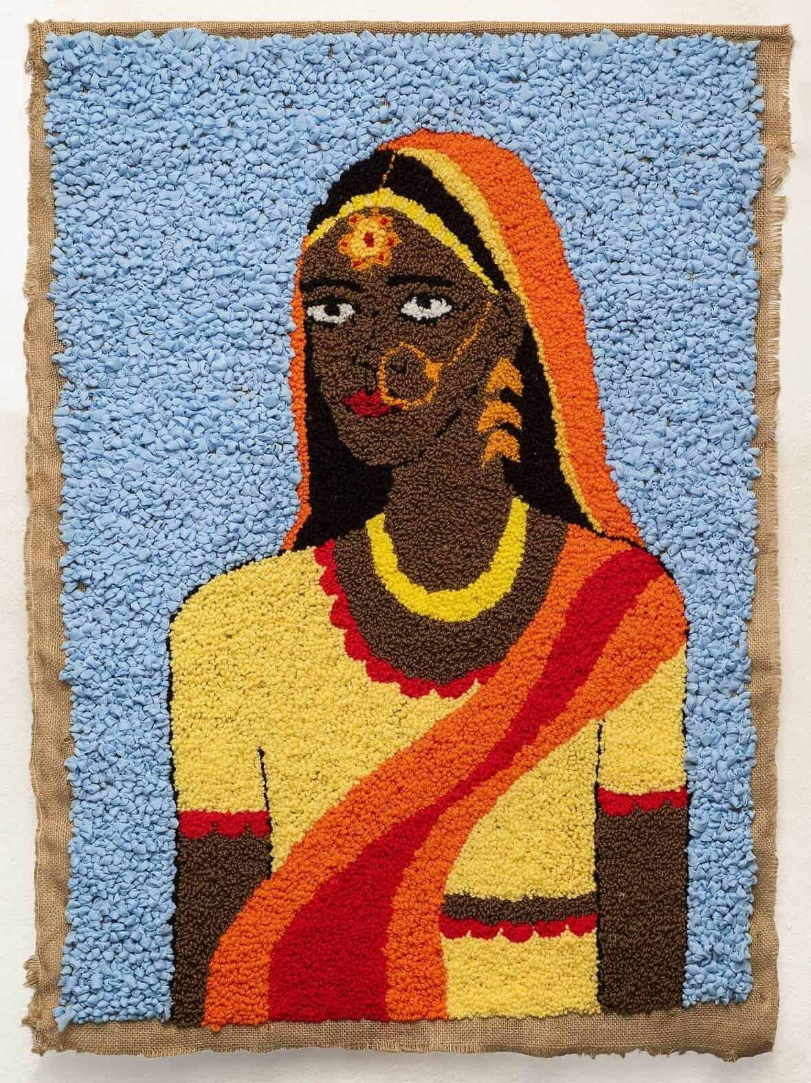 Talia Ramkilawan, Untitled III, 2019. Image courtesy of SMITH & FNB Art Joburg.