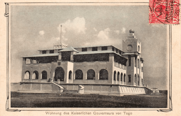 Il Palais intorno al 1910
