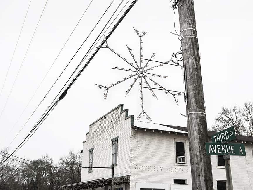 Barry Salzman, Third Street e Avenue A, 2014.