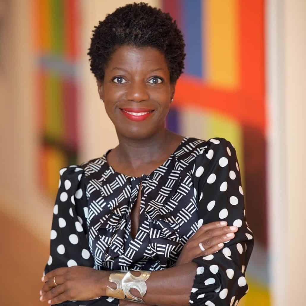 Thelma Golden (Nr. 7) ist Direktorin und Chefkuratorin des Studiomuseums in Harlem, New York City, USA. Alle Bilder mit freundlicher Genehmigung von ArtReview.