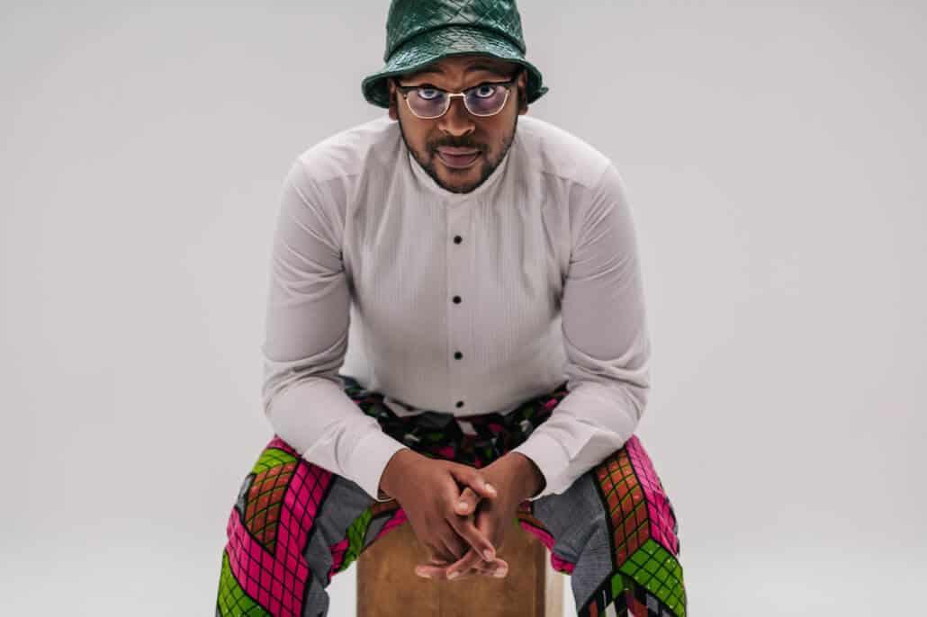Nthato Mokgata.