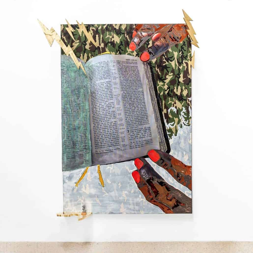 Katharien de Villiers, Divine Intervention, 2019.