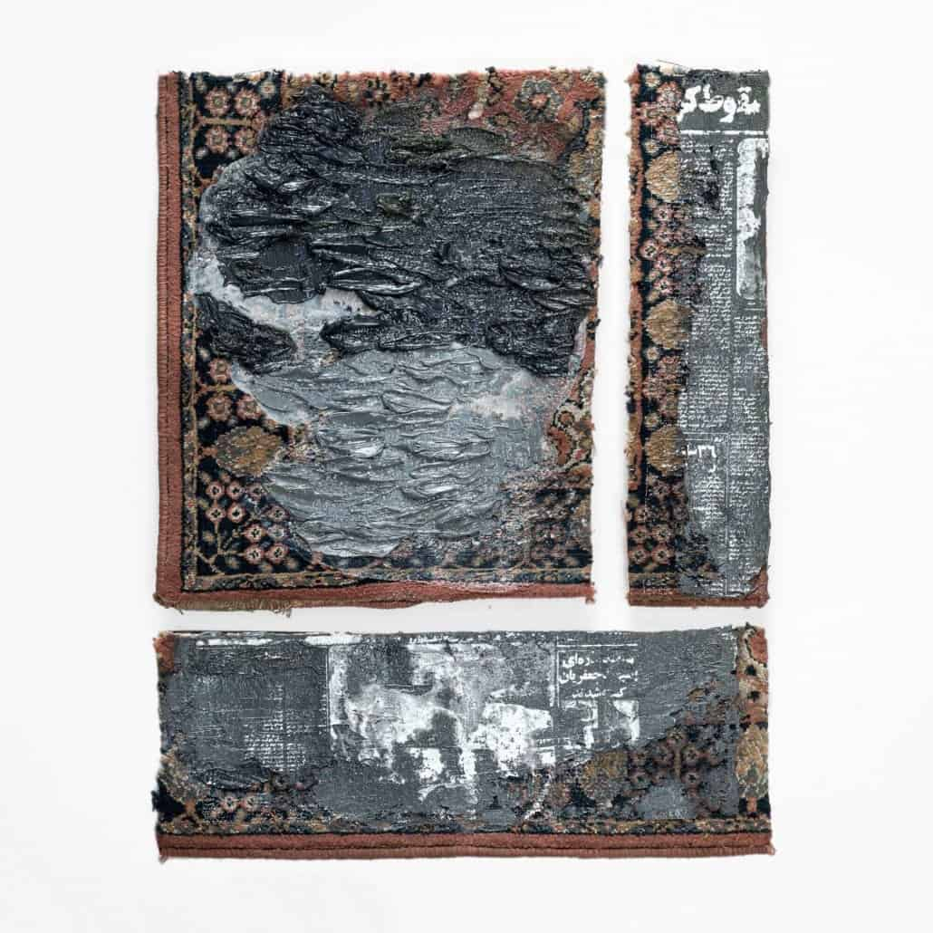 Sepideh Mehraban, Collapse, 2019.