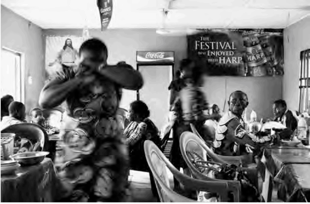 Emeka Okereke, Wishful Thinking 2, Benin, Nigeria, 2011, fotografía. Cortesía del artista.