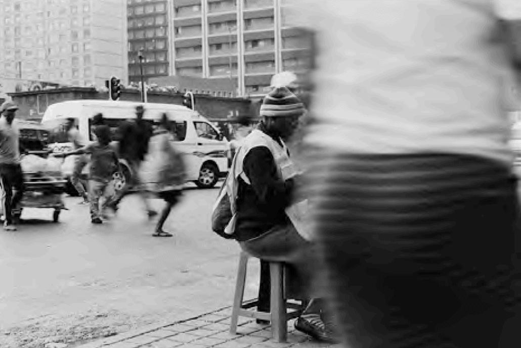 Silent Conversations (Graceful Chaos), 2017-2019, fotografía.