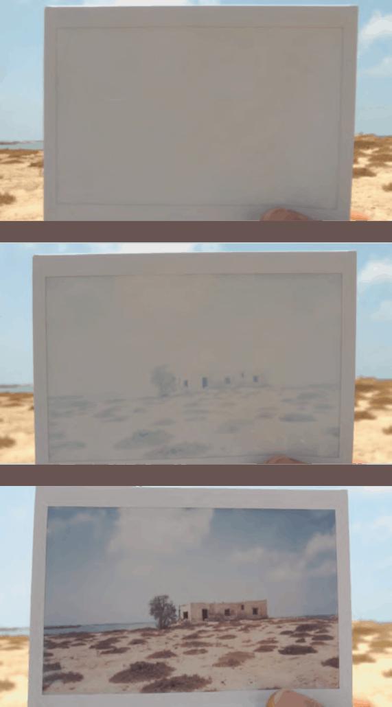 Mirage, 2018, video HD 16/9, 9ʹ. Cortesía del artista.