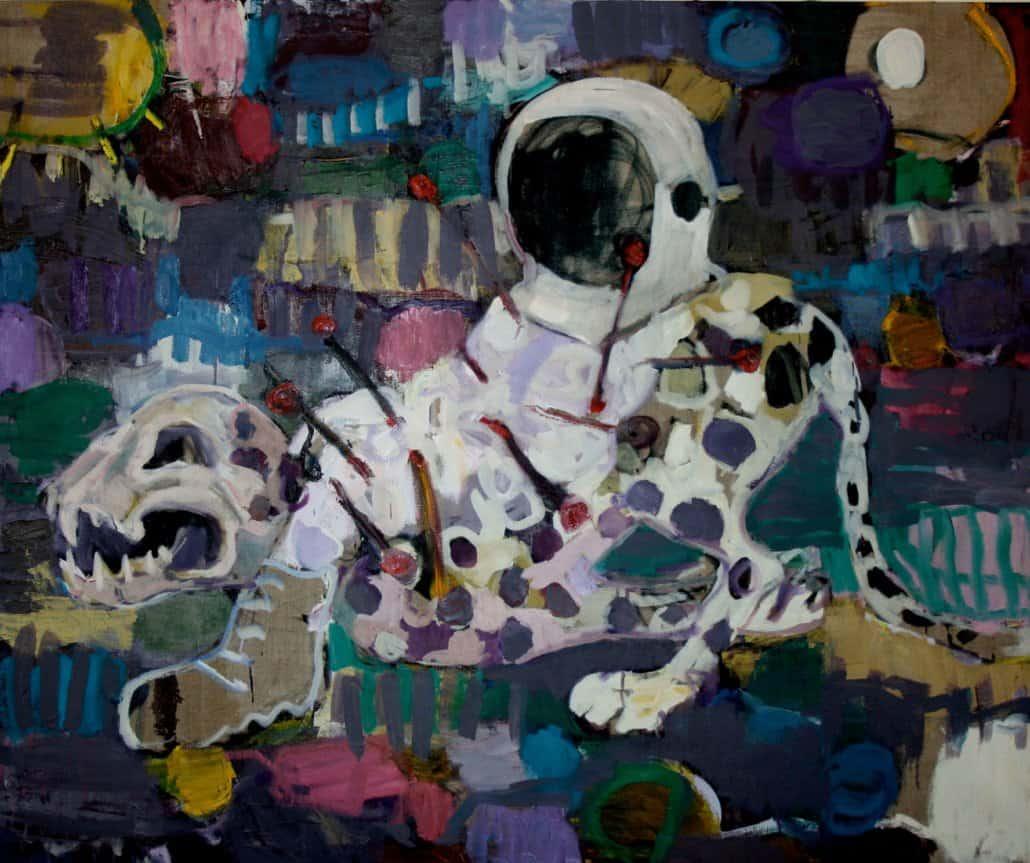 ZUID-AFRIKAANSE VEILING DEBUT RECORD Mischek Masamvu, Voodoo Astronaut, 2012 | VERKOCHT VOOR: R 204 840