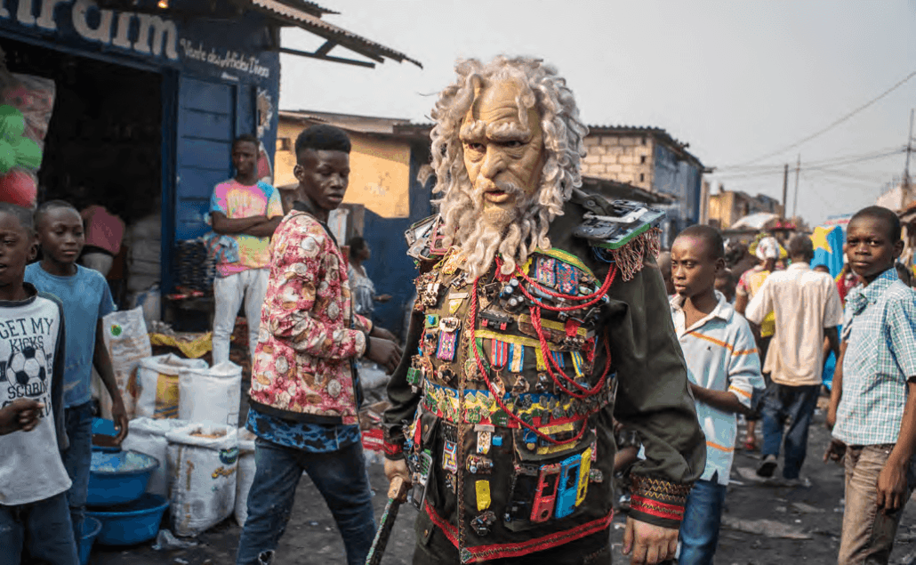 Core Dump - Kinshasa, 2018. Fotografo: Jean Babtiste Joire.