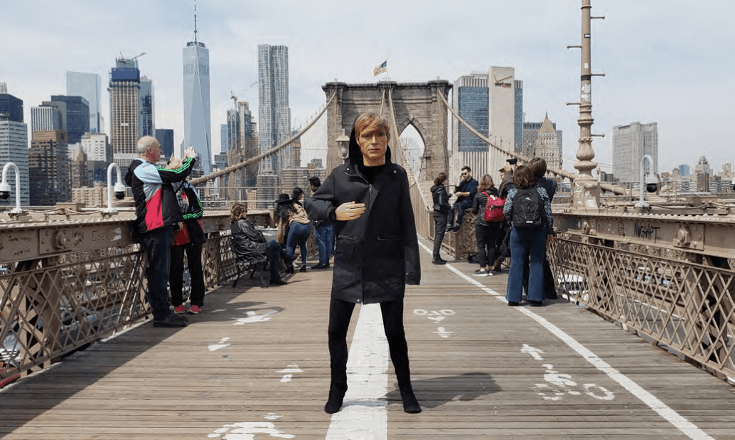 Core Dump - New York, 2019. Con Amy Louise Wilson.